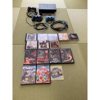 プレイステーション2(PlayStation2)のPlayStation 1    2   フルセット まとめ売り(家庭用ゲーム機本体)