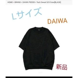 ワンエルディーケーセレクト(1LDK SELECT)の再値下げDAIWA 1LDK  ダイワピア daiwapier39  スウェット(Tシャツ/カットソー(半袖/袖なし))