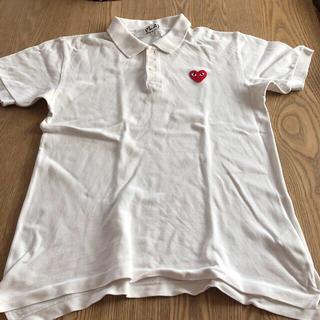 COMME des GARCONS - コムデギャルソン ポロシャツ Mサイズ
