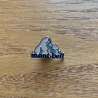 mont bell - モンベル バッチ