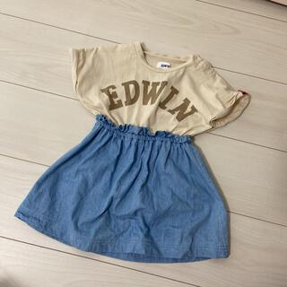 EDWIN - EDWIN ワンピース チュニック 95