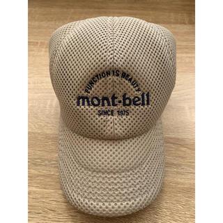 モンベル(mont bell)のmont-bell キッズ 帽子 51〜54cm(帽子)