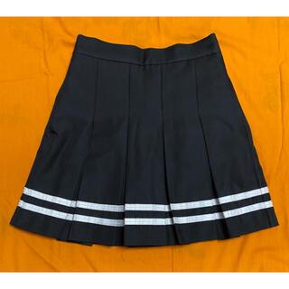 フレアスカート プリーツスカート size:M
