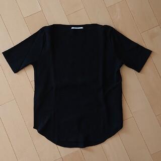 チャオパニックティピー(CIAOPANIC TYPY)のチャオパニック ティピー リブカットソー(Tシャツ(半袖/袖なし))