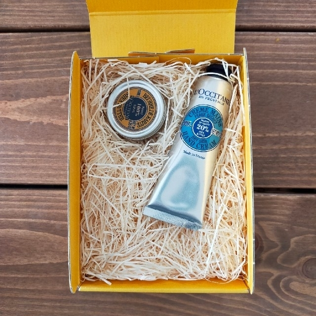 L'OCCITANE(ロクシタン)のロクシタン ハンドクリーム&シアバター コスメ/美容のボディケア(ハンドクリーム)の商品写真