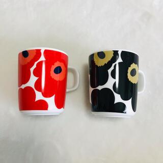 marimekko - マリメッコ ペアマグカップ