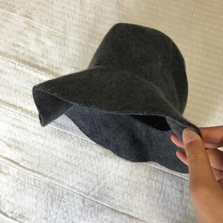 ジーユー(GU)のGU ジーユー ハット 帽子 紫外線対策(ハット)