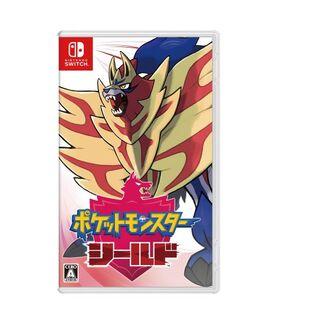 Nintendo Switch - 新品未開封ポケットモンスター シールド