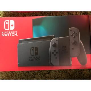 Nintendo Switch - 新品未開封 Nintendo Switch グレー 新型スイッチ