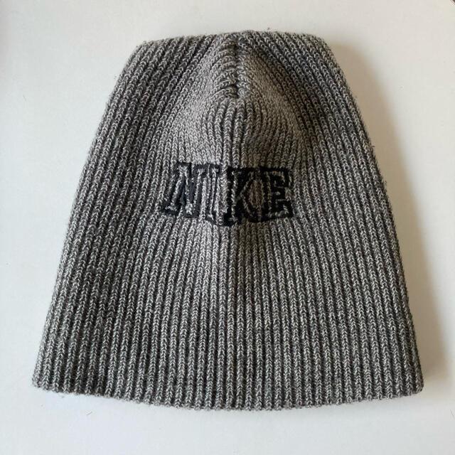 NIKE(ナイキ)の'90s NIKE 白タグ  ニットキャップ メンズの帽子(キャップ)の商品写真