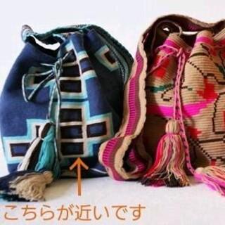 アッシュペーフランス(H.P.FRANCE)のsophie anderson/ソフィ アンダーソンのバッグ ブルー系(ショルダーバッグ)
