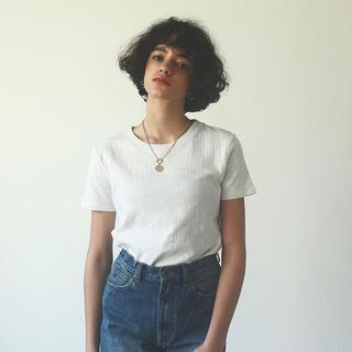 SeaRoomlynn - シールームリン ★ コットン2FACE Fit Tシャツ