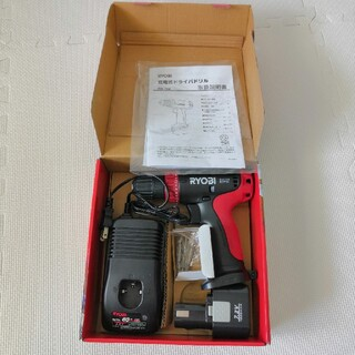 リョービ(RYOBI)のRYOBI ドライバドリル BD-710(工具/メンテナンス)