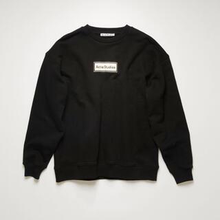 ACNE - Acne Studios 新品未使用 リバースラベル付きスウェットシャツ