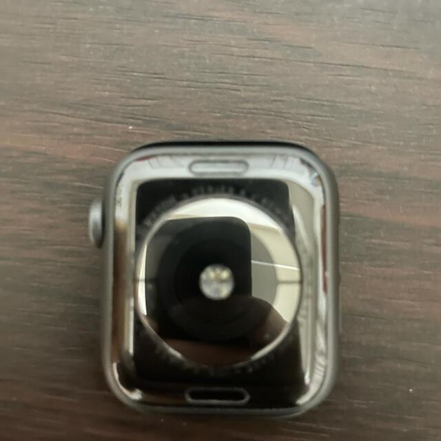 Apple Watch(アップルウォッチ)のアップルウォッチ4 40mm 『Y様専用』 メンズの時計(腕時計(デジタル))の商品写真