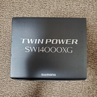 SHIMANO - ◆新品未使用◆  シマノ 21 ツインパワーSW 14000XG