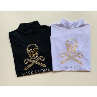 MARK&LONA - MARK&LONAマークアンドロナゴルフウエア半袖シャツ