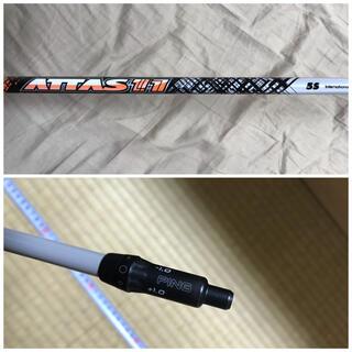 マミヤ(USTMamiya)のアッタス11 ジャック シャフト ping ピン スリーブ G410 425(クラブ)