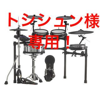 ローランド(Roland)の【トシシュン様専用】Roland TD-27 VH-13 カスタムモデル(電子ドラム)