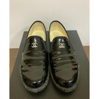 シャネル(CHANEL)の正規品CHANEL 靴 ローファー(スリッポン/モカシン)