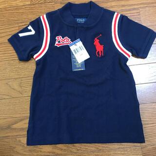 POLO RALPH LAUREN - 新品 ラルフローレン ポロシャツ 半袖Tシャツ キッズ 3T 100 110