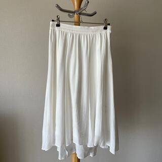 ジュエルチェンジズ(Jewel Changes)のJewel Changes 白スカート(ひざ丈スカート)