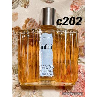 キャロン(CARON)のc202 infini CARON EAU DE COLOGNE 120ml (香水(女性用))