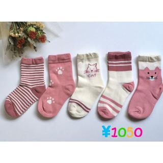 子供 靴下 L 5セット(6~8歳)(靴下/タイツ)