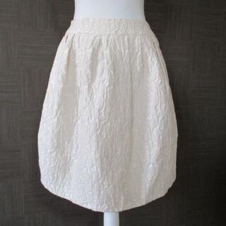 M'S GRACY - エムズグレイシー M's GRACY 花柄スカート 38 日本製 美品