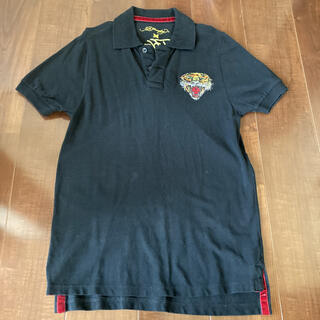 エドハーディー(Ed Hardy)のエドハーディー ポロシャツ メンズ(Tシャツ/カットソー(半袖/袖なし))