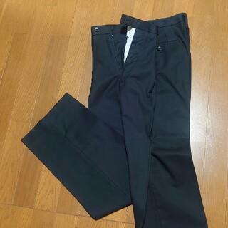 ユニクロ(UNIQLO)のメンズUNIQLO パンツ (濃紺)(チノパン)