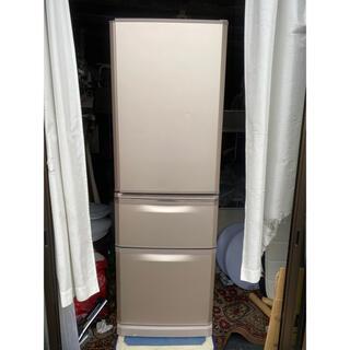 三菱 - 2020年購入 1年使用 三菱 3ドア冷蔵庫 MR-C37C 2017年製