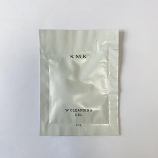 アールエムケー(RMK)のRMK クレンジング サンプル(クレンジング/メイク落とし)