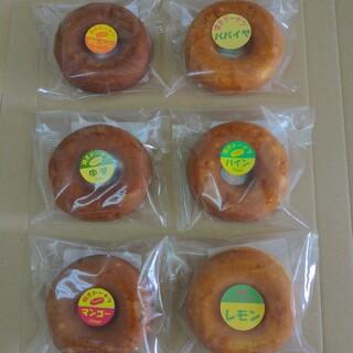 焼きドーナツ自由に選べる★爽やか6個セット(菓子/デザート)