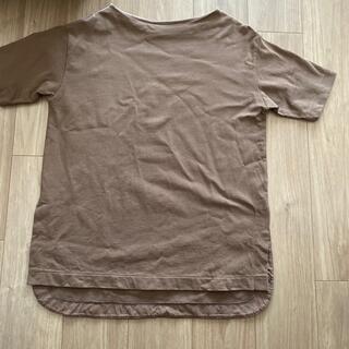 オペークドットクリップ(OPAQUE.CLIP)のOPAQUE.CLIP ラウンドヘムTシャツ(Tシャツ(半袖/袖なし))
