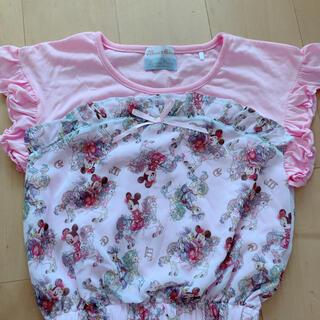 アンジェリックプリティー(Angelic Pretty)のAngelic Pretty ディズニーコラボトップス(Tシャツ(半袖/袖なし))