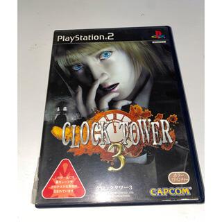 プレイステーション2(PlayStation2)のクロックタワー3 PS2 中古品(家庭用ゲームソフト)