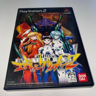 プレイステーション2(PlayStation2)の新世紀エヴァンゲリオン2 PS2 中古品(家庭用ゲームソフト)