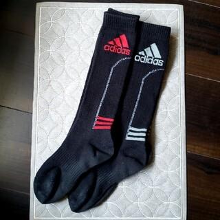 アディダス(adidas)の靴下【adidas】2足セット✨(靴下/タイツ)