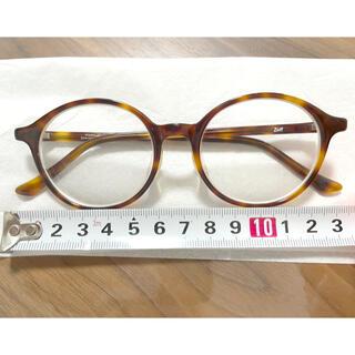 ゾフ(Zoff)のZoff ゾフ メガネ レディース 眼鏡 ベッコウ柄(サングラス/メガネ)