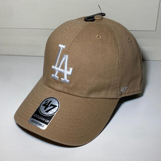 NEW ERA - 新品未使用 47 CLEAN UP CAP ロサンゼルス ドジャースレア送料無料