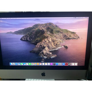 Mac (Apple) - APPLE iMac Retina 4K 21.5inch Late 2015