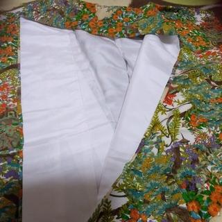 ご予約です。る新品未使用品小紋柄着物(着物)