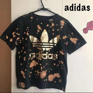 adidas - 最終値下げ!adidas originals タイダイ染め Tシャツ