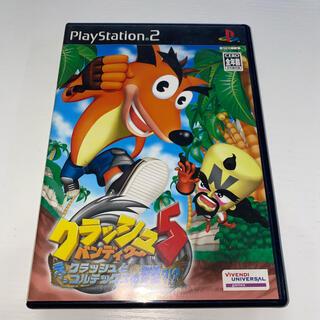 プレイステーション2(PlayStation2)のクラッシュバンディクー5 クラッシュとコルテックスの野望 PS2 中古品(家庭用ゲームソフト)
