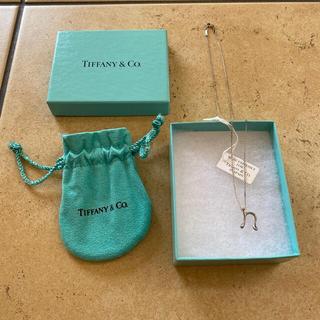 Tiffany & Co. - ティファニー イニシャルネックレス n