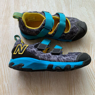 ニューバランス(New Balance)のニューバランス サンダル 18.5cm ジュニア キッズ(サンダル)