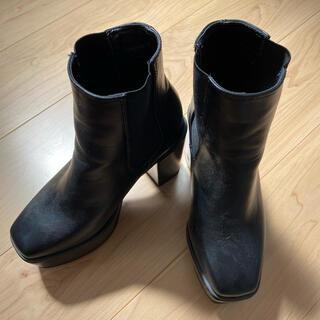 GRL - 厚底ブーツ
