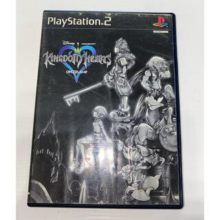 プレイステーション2(PlayStation2)のキングダムハーツ PS2 中古品(家庭用ゲームソフト)