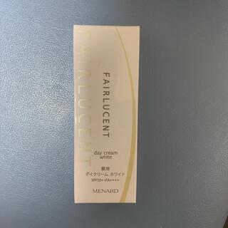 メナード(MENARD)のメナード フェアルーセント薬用デイクリーム ホワイト(日焼け止め/サンオイル)